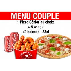 MENU COUPLE