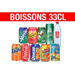 BOISSONS 33CL